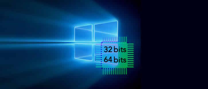 Saber se o Windows 10 é de 32 ou 64 bits