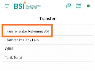 Jenis transaksi bank syariah Indonesia