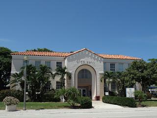 City Hall anexo en Lake Worth