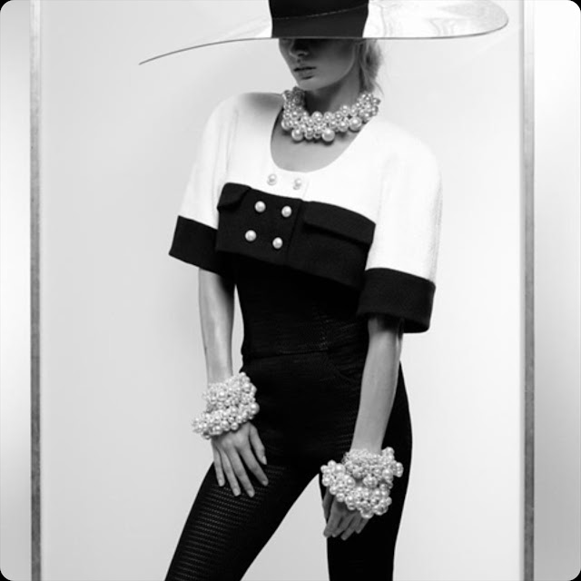 Chanel Lookbook Spring Summer 2013 – photo Karl Lagerfeld
