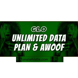 How to get Glo Unlimited Data Plan & 91.02GB Bonus Code 2021