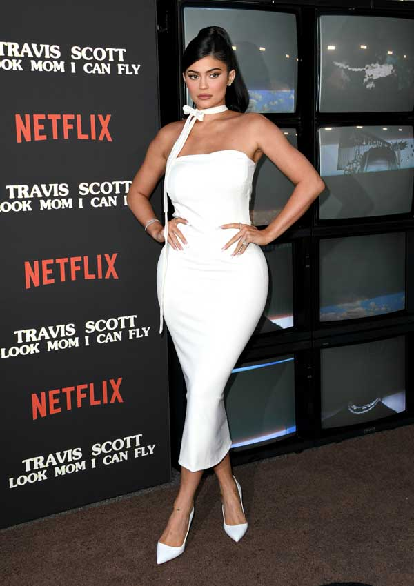 Kylie Jenner Looks Fabulous At The Premiere Of Netflix Documentary