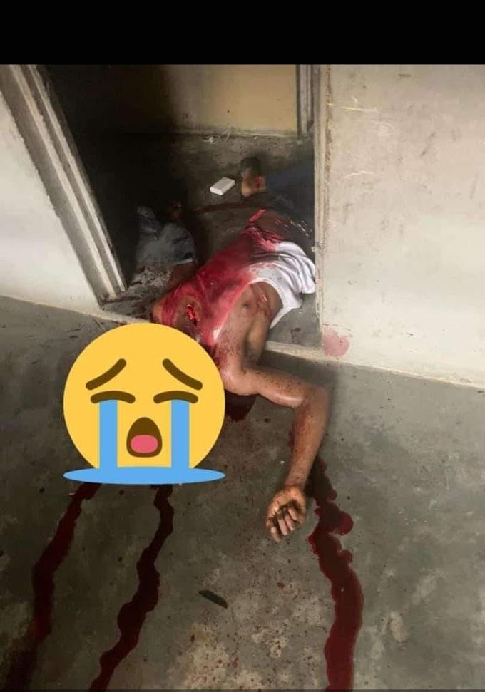 Corps member arrested for hacking a man to death in Akwa Ibom after 'hook up'