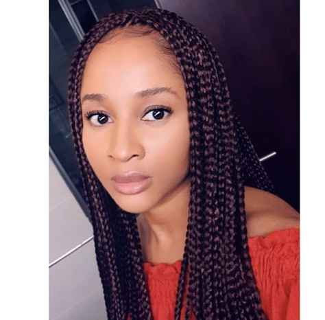 Adesua Etomi is a popular Nigerian actress