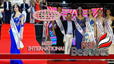 Francesca Giordano es Miss International Italy 2019
