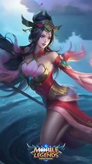 Kadita Anthem of Tides Heroes Mage of Skins