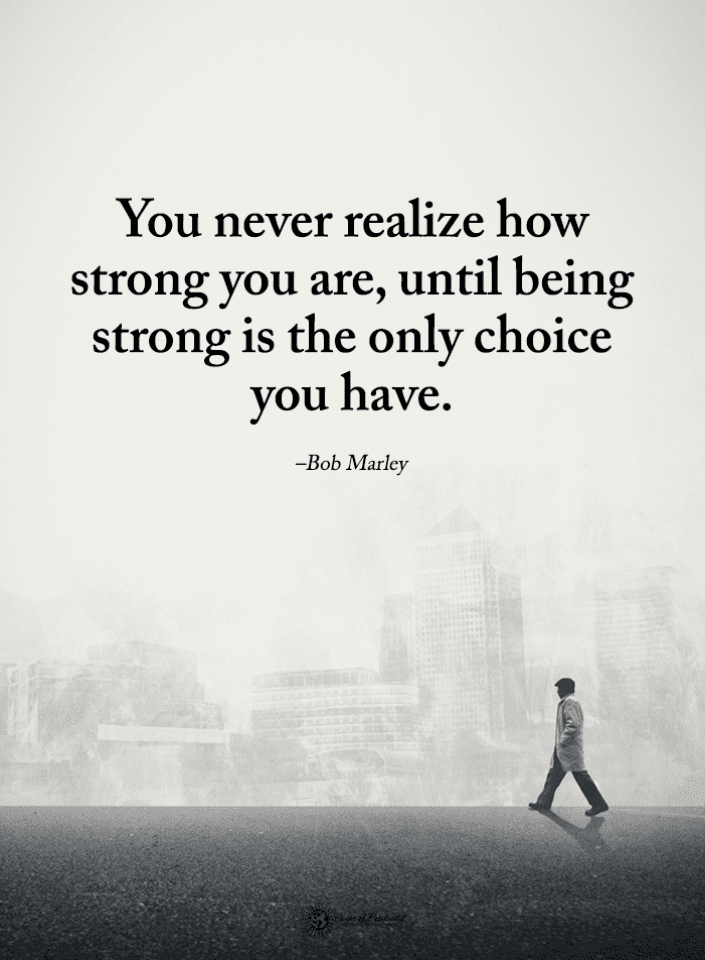 Be Strong Quotes, Bob Marley Quotes,