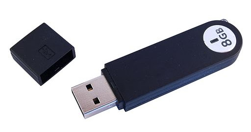 Are Your Files Stored on a USB Flash Drive?