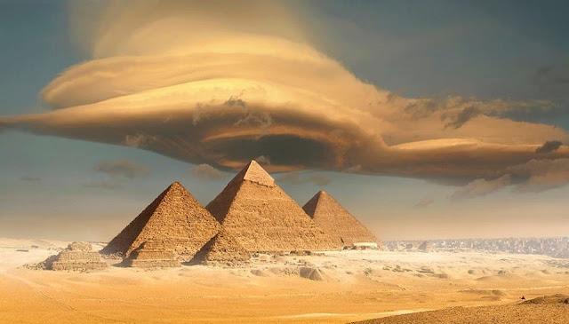 Η μυστικιστική εμπειρία του Ναπολέοντα μέσα στη Μεγάλη Πυραμίδα της Γκίζας