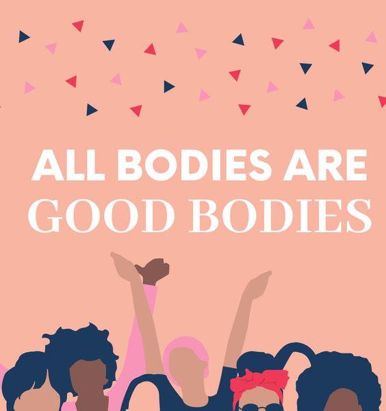 Body Positivity und Wege zu einem besseren Körpergefühl