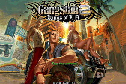 Download Gangstar 2 Kings of L.A. 2D (Game Java Konversi APK) Android Gratis