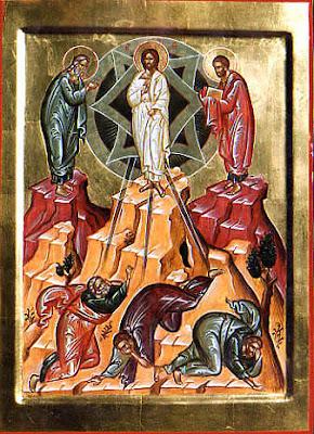 Significado de la Transfiguración del Señor en el Monte Tabor