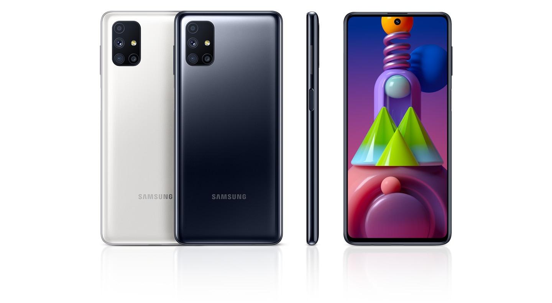 Samsung Galaxy M51 disponibile in Italia a 379 euro