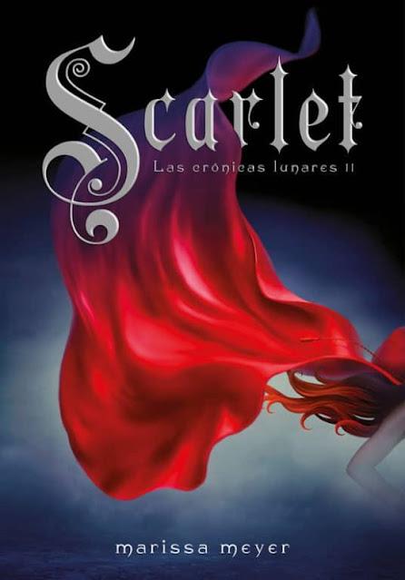 Leer Scarlet saga Crónicas Lunares
