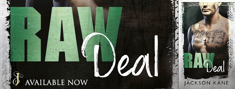 Release Day + Review: Raw Deal By Jackson Kane