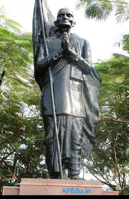 About Pingali Venkaiah garu