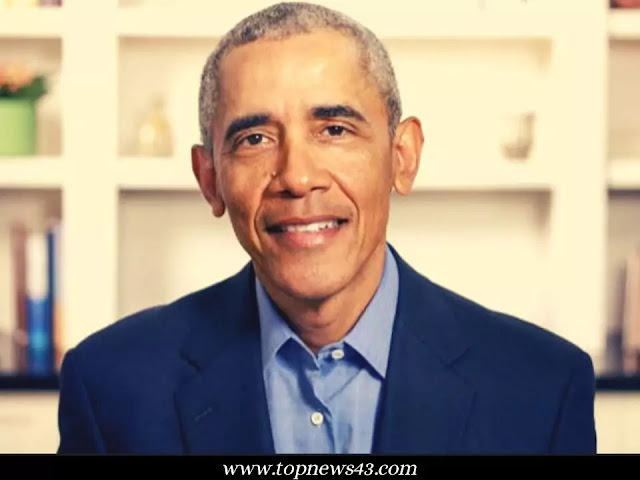 44th US President Barack Obama 2020 graduates
