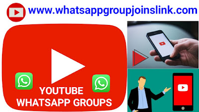 Youtuber Promotion WhatsApp Group Joins Link
