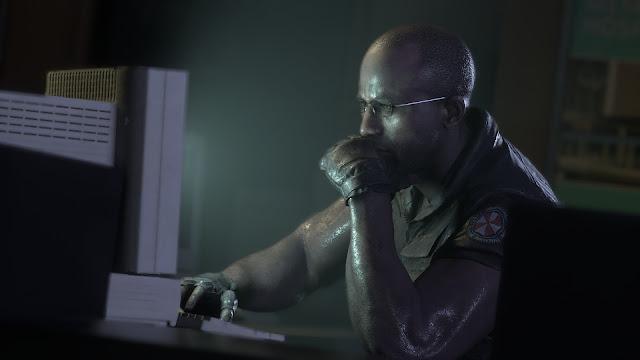Resident Evil 3 - Tyrell Patrick