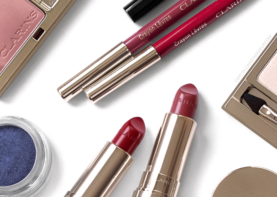 Clarins Graphik Makeup Collection Autumn 2017 Review