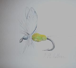 Pat Kellner, P. H. Kellner, Fishing Art, Fly Fishing Art, Texas Freshwater Fly Fishing, TFFF, Fly Fishing Texas, Texas Fly Fishing