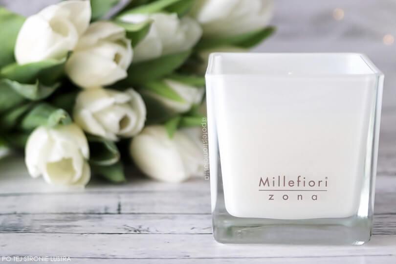 świeca zapachowa millefiori zona keemun