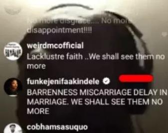 2rFVfgI Actress Funke Akindele Prays To God For A Child On The Trending #HallelujahChallenge