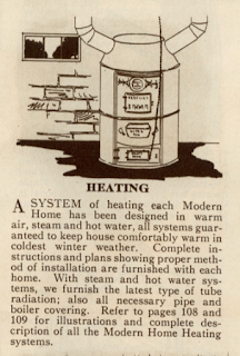 Heating system from Sears