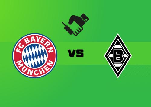 Bayern de Múnich vs Borussia Mönchengladbach  Resumen y Partido Completo