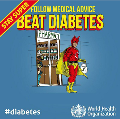 Peringatan Hari Diabetes Sedunia