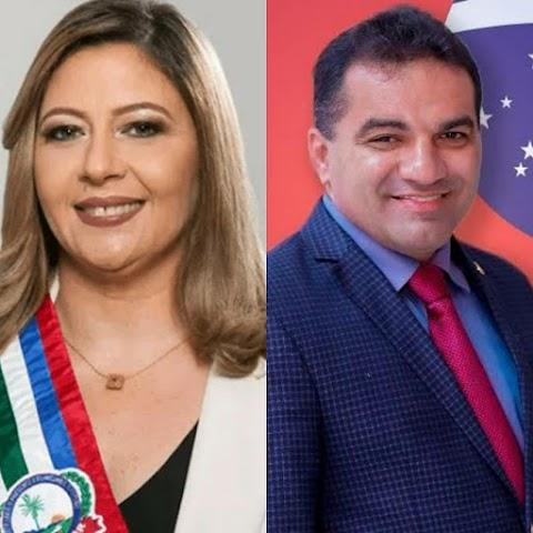 Bom Lugar: Deputado Josimar de Maranhãozinho declara apoio à prefeita Luciene Costa