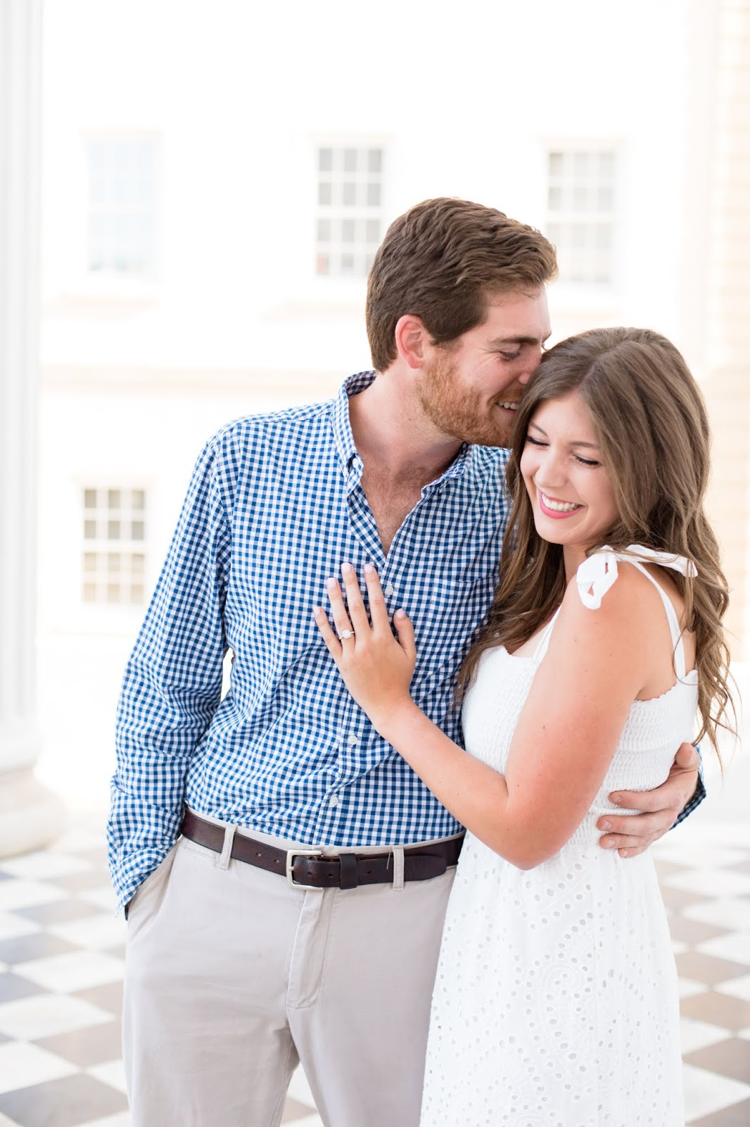 Downtown Charleston, SC Engagement Photoshoot - Chasing Cinderella