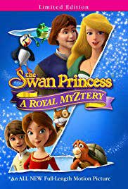 The Swan Princess: A Royal Myztery (2018) Online HD (Netu.tv)