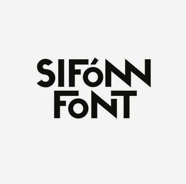 Sifonn Font