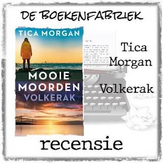 Recensie van Volkerak geschreven door Tica Morgan en uitgegeven bij Gloude Publishing