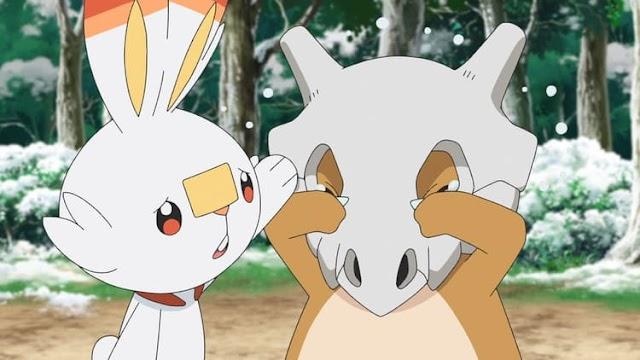 Capitulo 15 Serie Viajes Pokémon: Día nevado, ¿Dónde esta el hueso de Cubone?