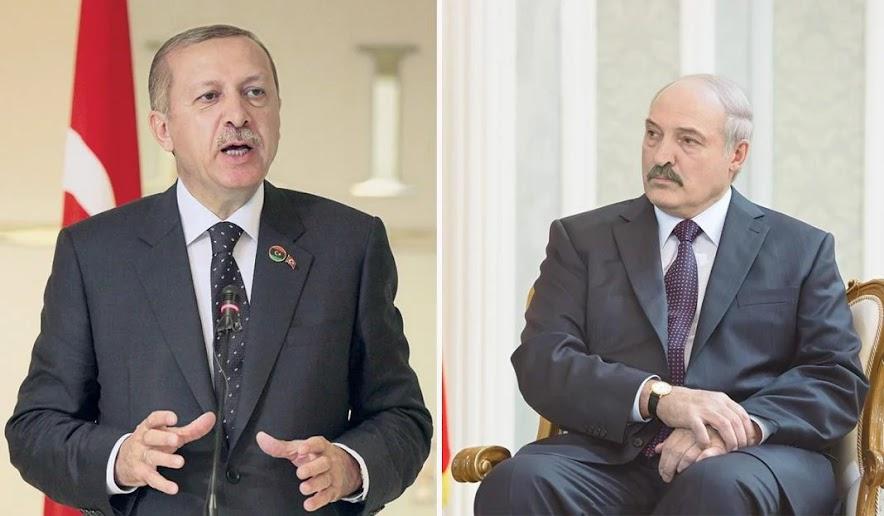 Γιατί κυρώσεις στον Λουκασένκο και όχι στον Ερντογάν;