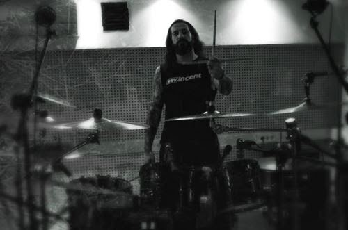 Themis Tolis - Rotting Christ new album recordings