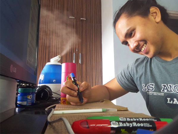 Joan Miro silky crayons