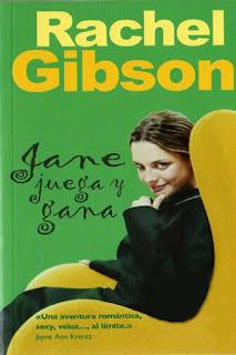 Jane juega y gana 2, Rachel Gibson