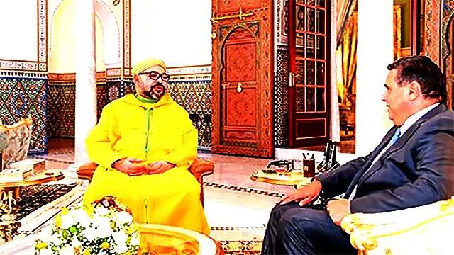 خبر عاجل: رسمياً الملك يعين أخنوش رئيسا للحكومة المغربية