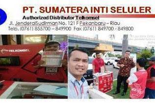 Lowongan Kerja PT. Sumatera Inti Seluler (SIS) Pekanbaru Mei 2019