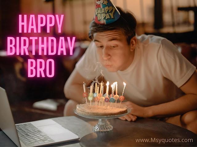 Happy Birthday Bro Janamdin Mubarak