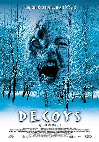 Poster of Decoys 2004 UnRated 720p Hindi DVDRip Dual Audio Full Movie Download