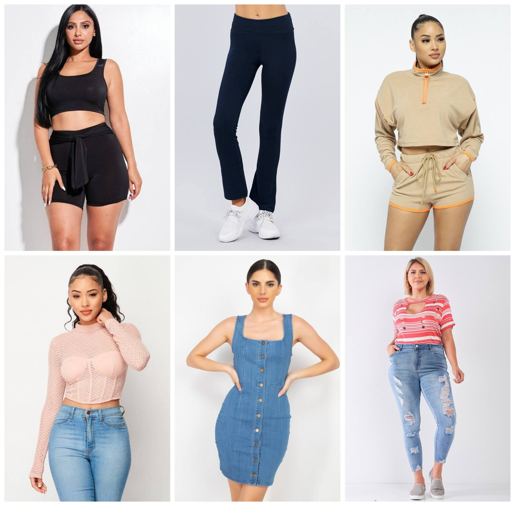 casual everyday fashion finds for summer
