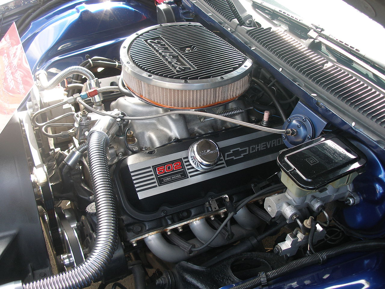 All Chevy 1972 chevy 402 engine specs : Chevrolet Big-Block engine | Car guy's paradise