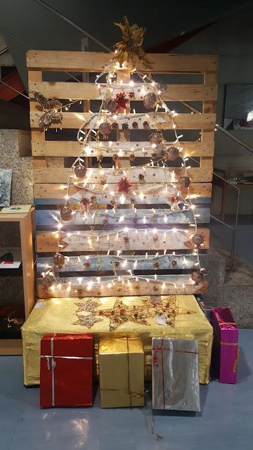 A la BUMU ya ha llegado la Navidad.