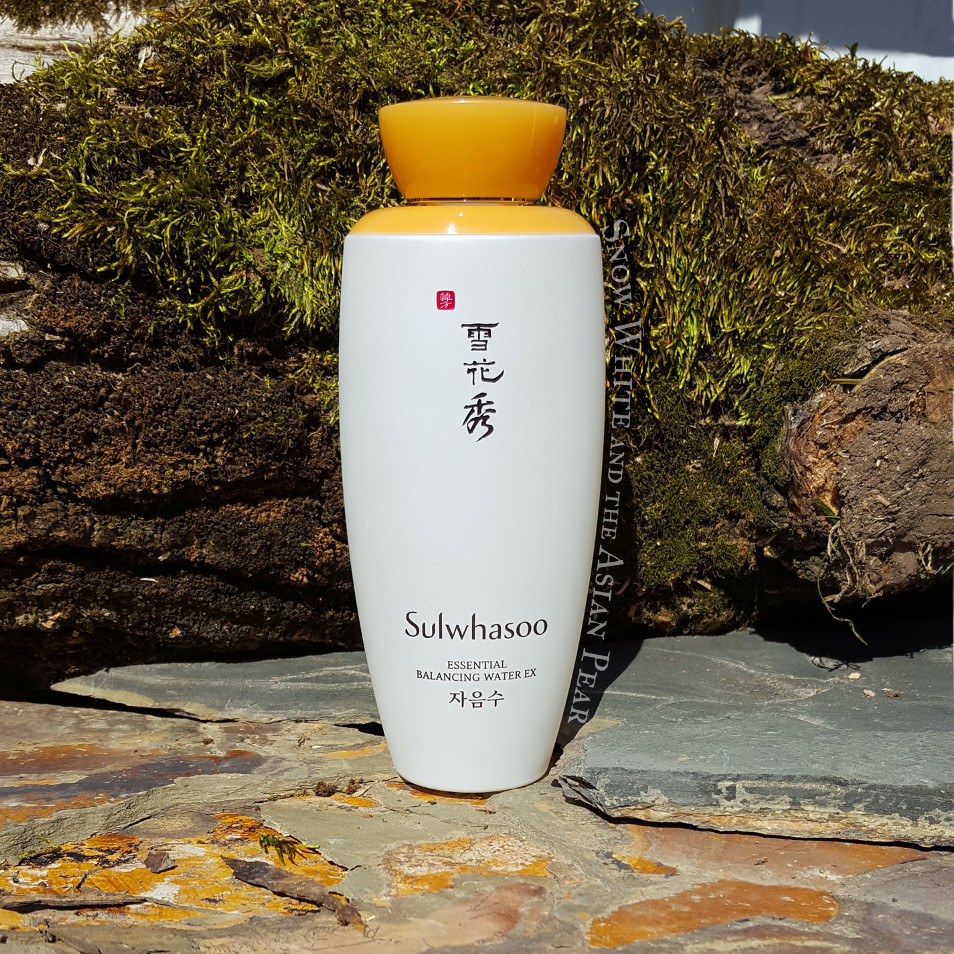 Image result for Amore Pacific Sulwhasoo Balancing Water