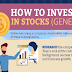 How To Invest In Stocks #infographic