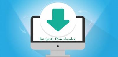 برنامج, مراقبة, عملية, تنزيل, الملفات, Integrity ,Downloader, اخر, اصدار